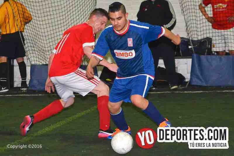 Chivas goleadas por Pachuca en Fuerza Latina Soccer League