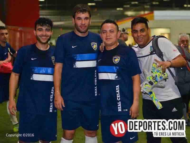 Real Celaya arrolla a Chivas All Stars y avanza a la semifinal