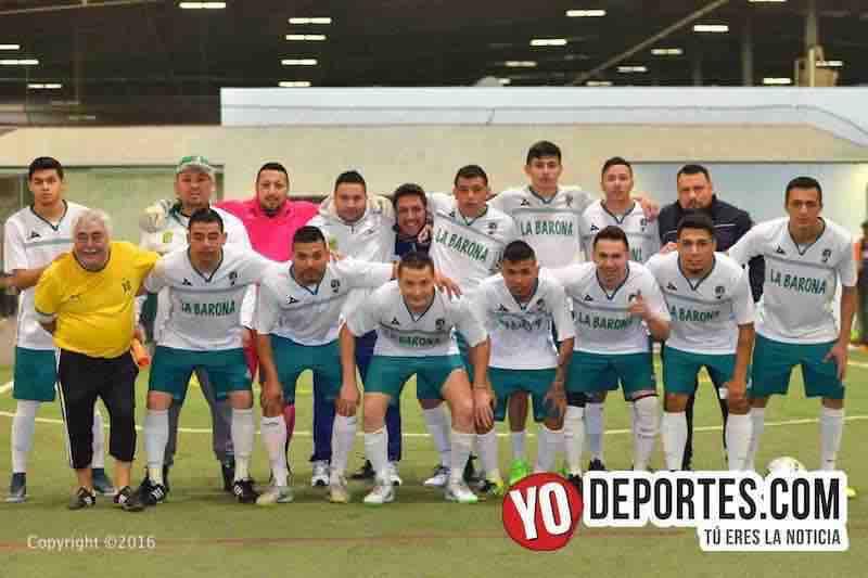 La Barona elimina favorito Torna-2 en 5 de mayo Soccer League
