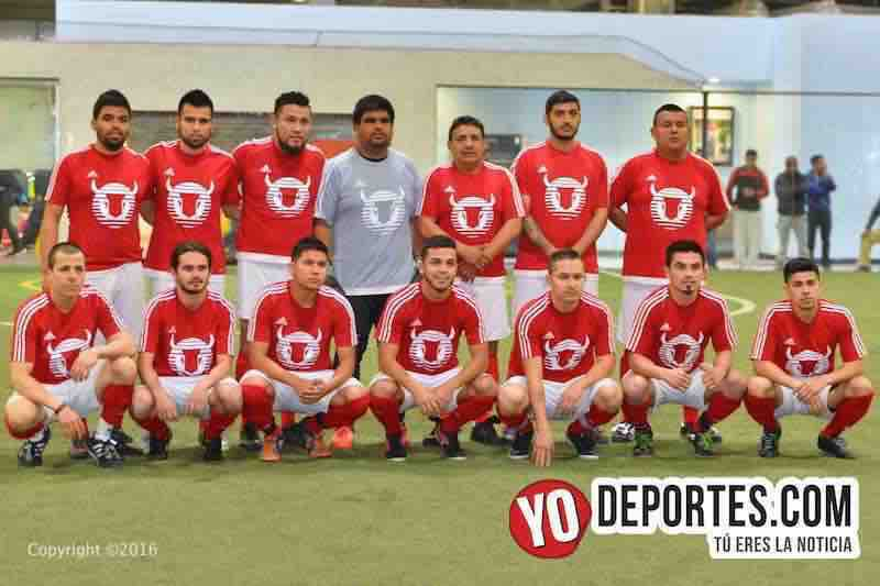 Toros-Neza eliminó a Guanajuato en 5 de Mayo Soccer League