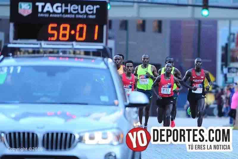 Vive la experiencia de ser elite en Chicago Marathon