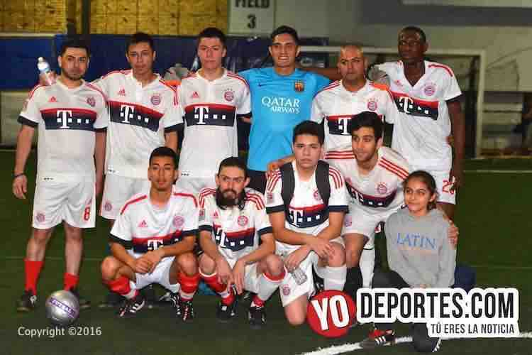 Hidalgo y Fénix a la final de Fuerza Latina Soccer League