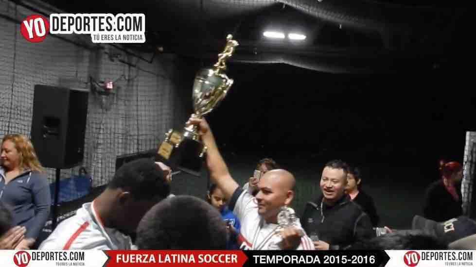 Fénix campeón de Fuerza Latina Soccer League