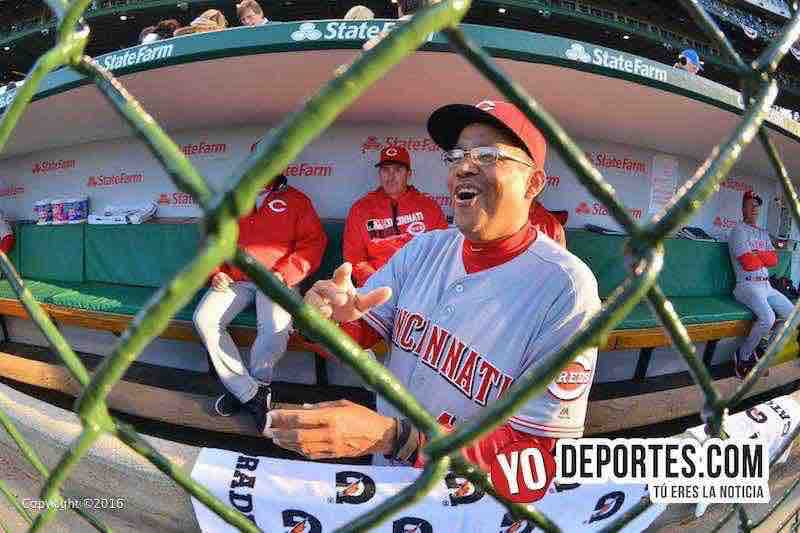 Freddie Benavides de Laredo a Cincinnati Reds