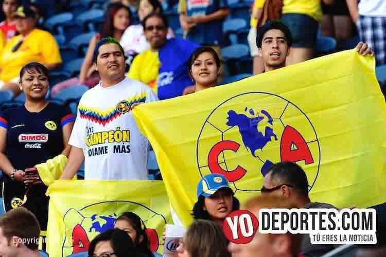 América contra León el Tour Águila en el Toyota Park