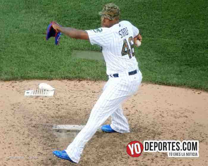 Bullpen perfecto de los Cubs maniata a los Dodgers en Memorial Day
