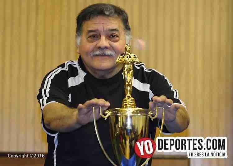 Referee El Apenitas al borde del retiro