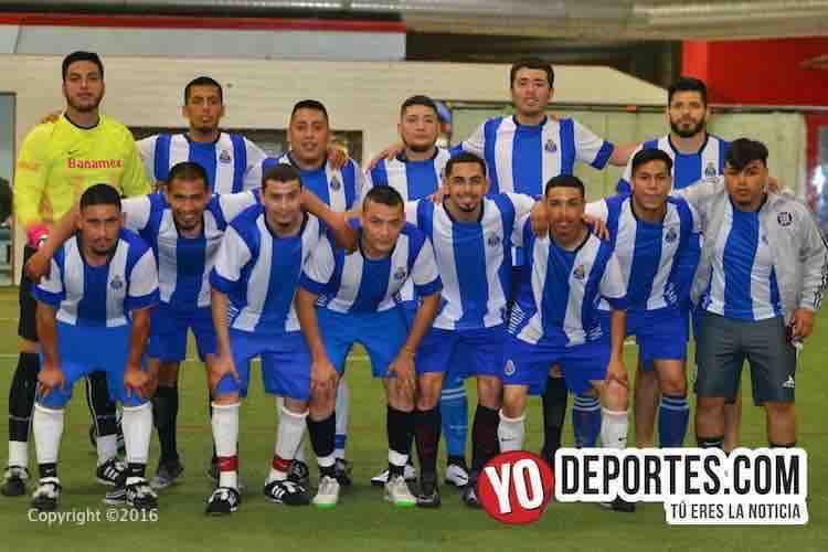 El Porto campeón de la Copa XI 5 de Mayo
