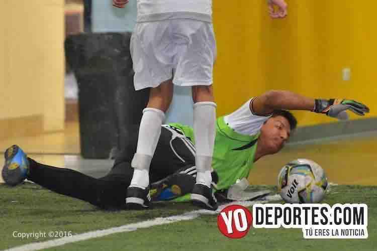 San Marcos vs. Belmar final Segunda División XI Copa 5 de mayo