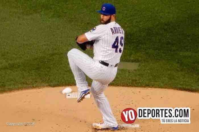 Dodgers frustran décimo triunfo de Jake Arrieta