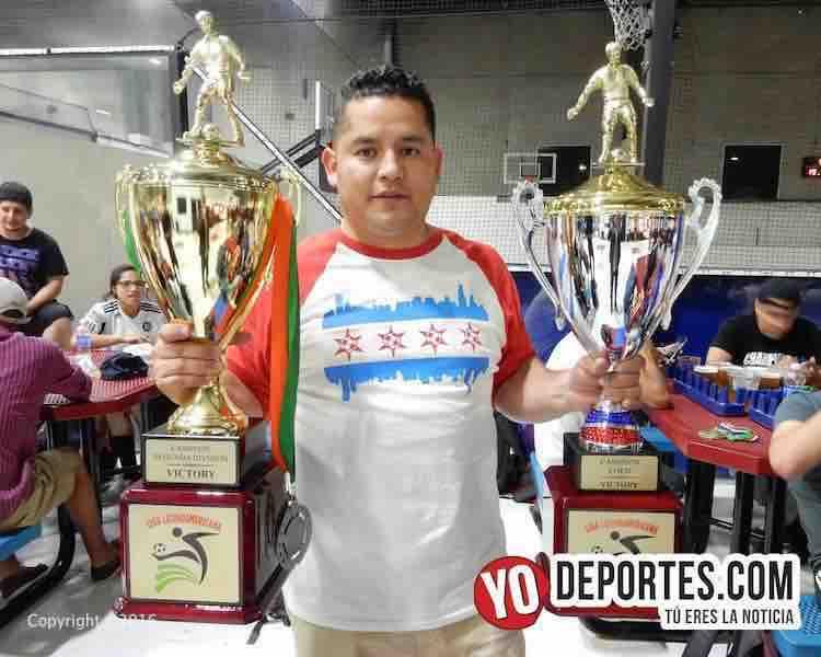 El Victory a la final en Miami de Neymar Jr's Five