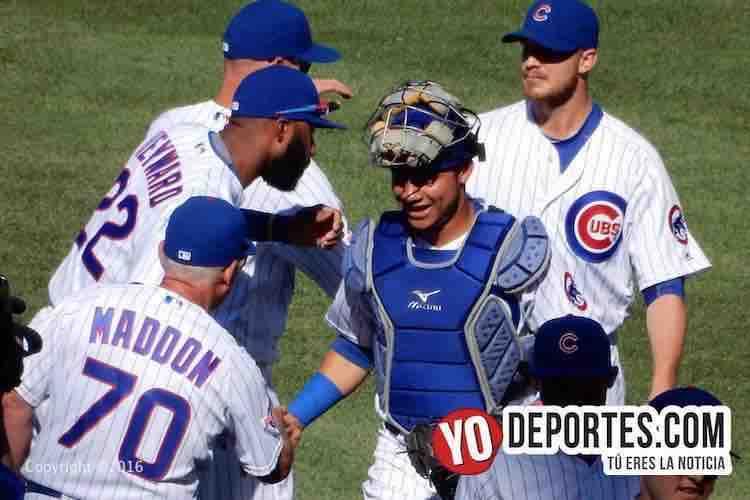 Willson Contreras derrota los nervios en su debut con los Cubs de Chicago