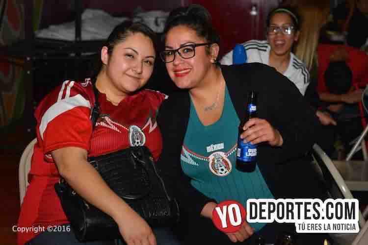 Chitown Futbol festejó el triunfo de México contra Jamaica