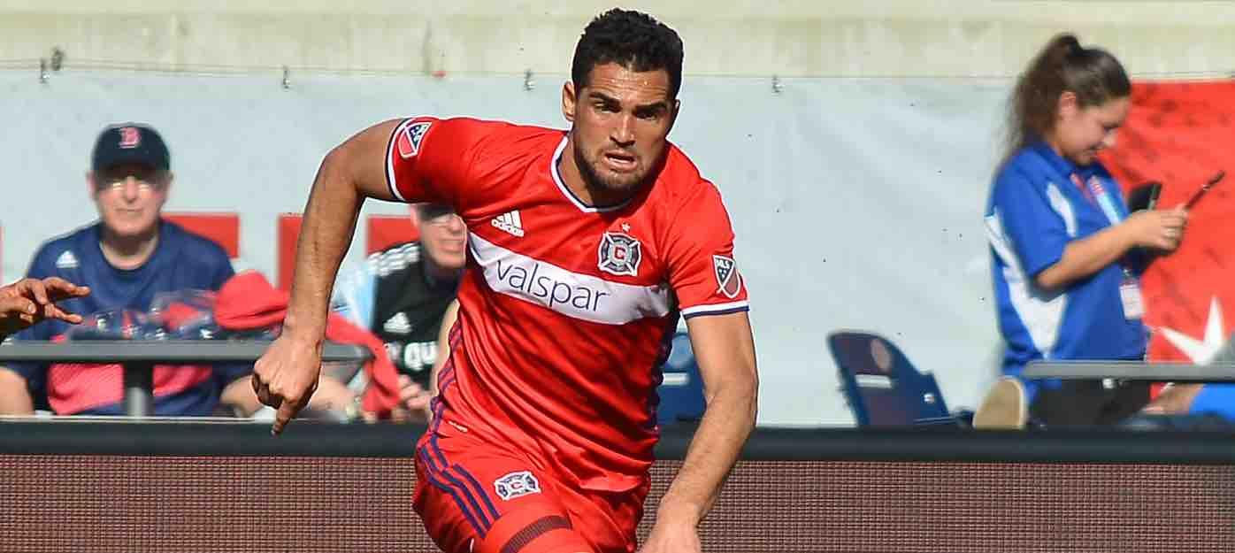 Le quedó grande la MLS al brasileño Gilberto