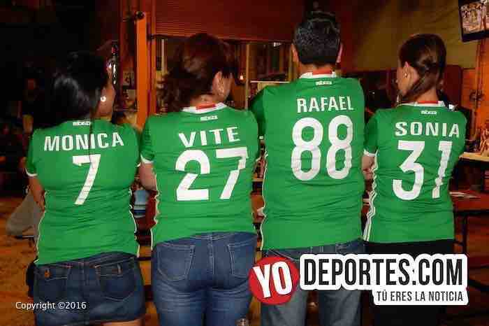 Chicago llora la humillante eliminación de México en la Copa América
