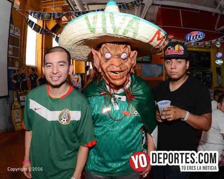 México contra Chile a las 9 en Chitown Futbol