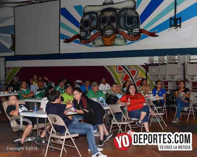 México y Venezuela empatan en Chitown Futbol