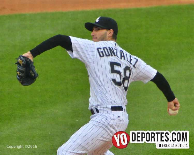 Miguel González derrota a los Nacionales de Washington