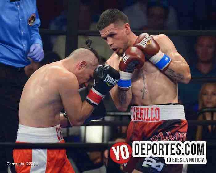 Ramiro Carrillo gana con una mano a Jorge Luis Munguia