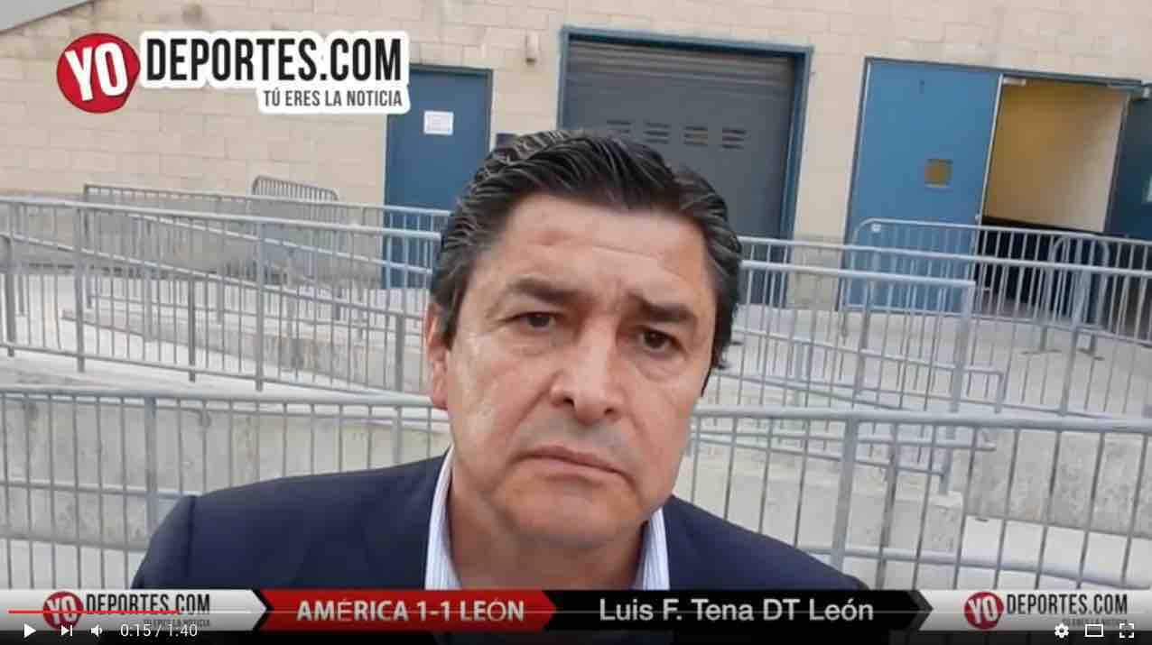 Luis Fernando quería penales con el América