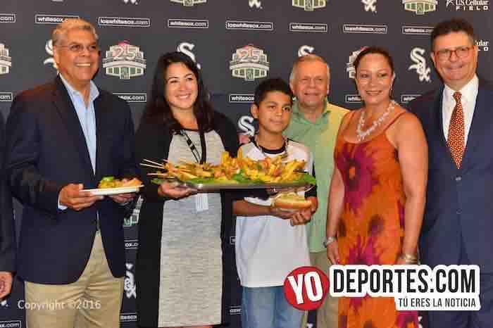 Taste of Latin America honra a Quintana, Abreu y Cabrera