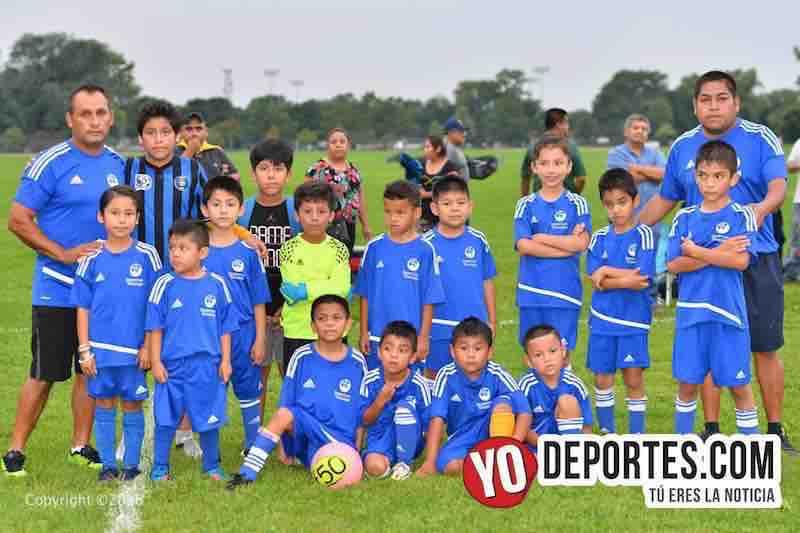 Tonalapa ya tiene su cantera de futbol en Chicago