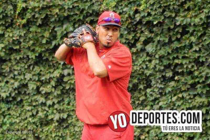 Fernando Salas la vida de un mexicano en Grandes Ligas