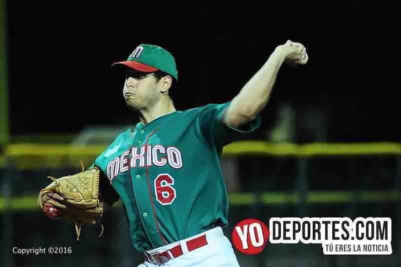 México avanza a los playoffs de Chicago North Men's Senior Baseball League