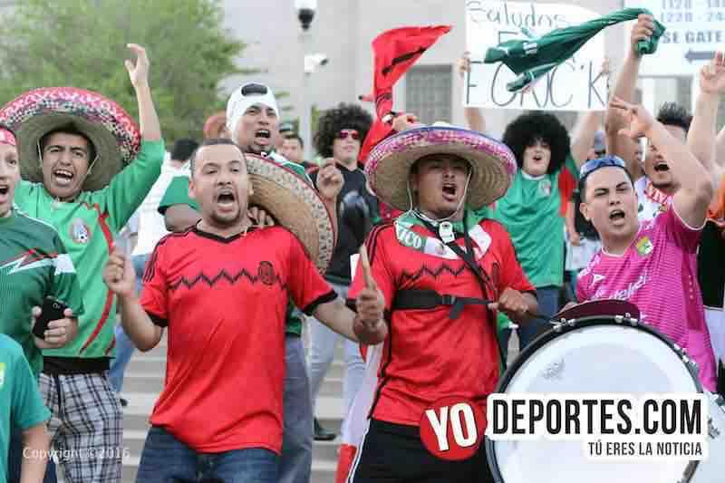México vs. Panamá en el Toyota Park 11 de octubre