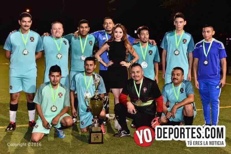 Barcelona golea y es campeón de los sábados en la Liga Latinoamericana