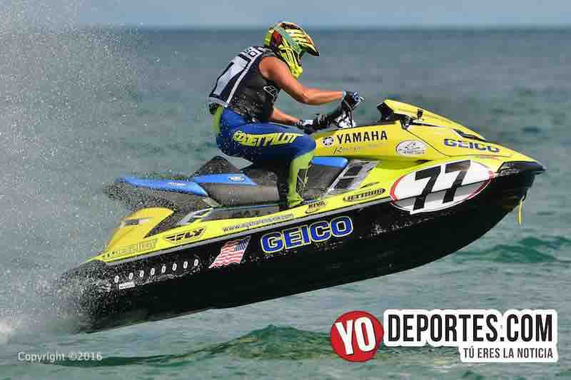 Foster Beach sede del campeonato nacional Grand Prix of the Sea
