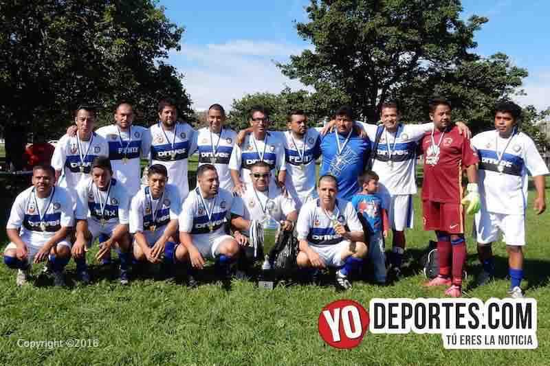 CD Fénix campeón de veteranos en la Liga Interamericana
