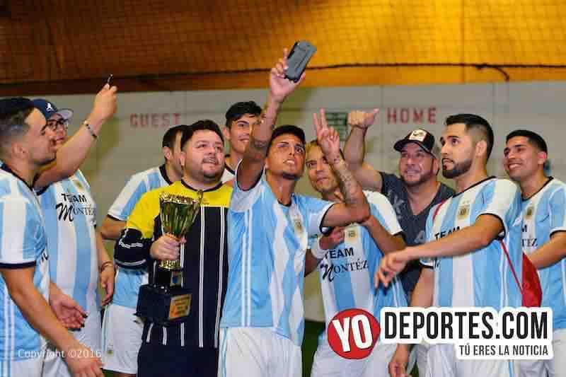 Montez de Durango campeones del Torneo Grupero Chicago