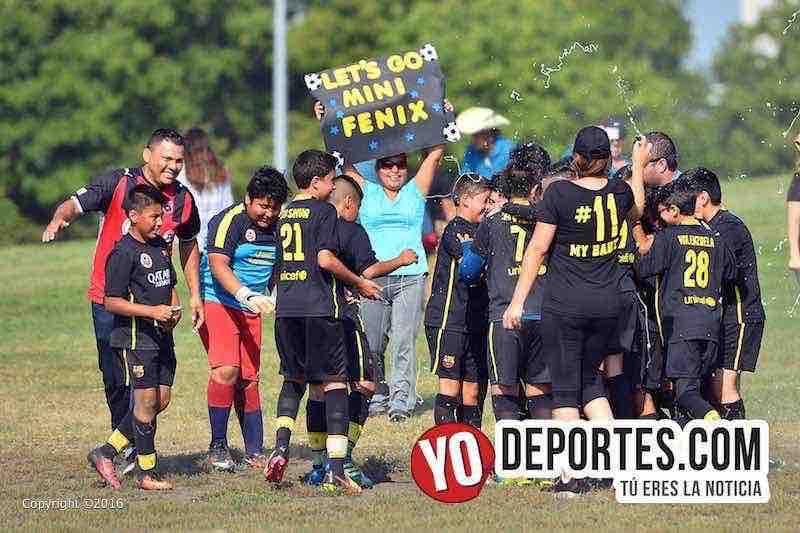 Mini Fenix se impone al Pachuca en la Liga Interamericana