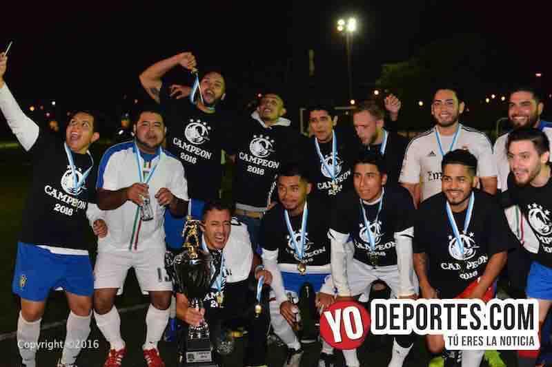 Durango campeón de Liga Fusion Latina