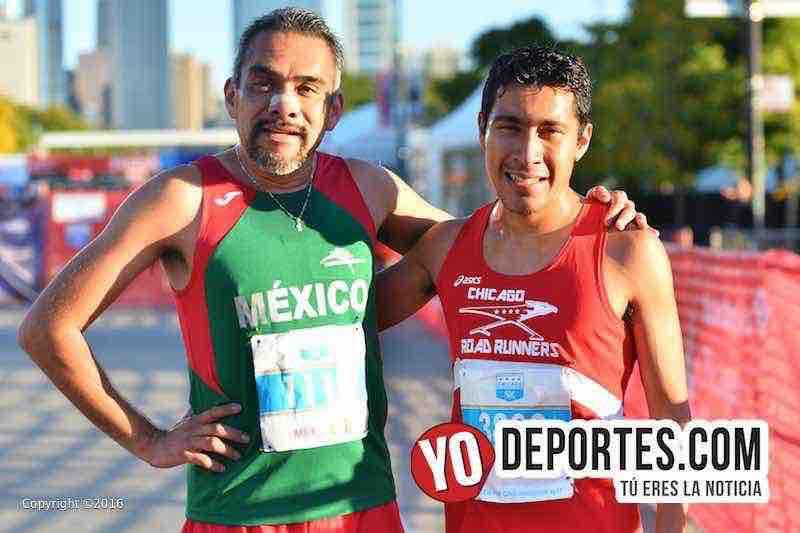 Mexicano Fernando Cervantes segundo en International Chicago 5K