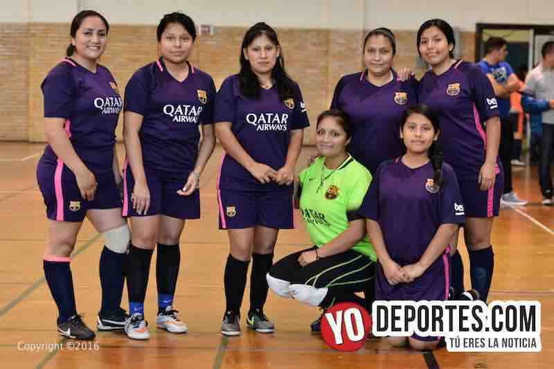 Sorpresas en el futbol femenil de la Liga Checa