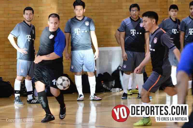 Deportivo Azogues 4-2 al Bayern de Munich en la Liga Checa
