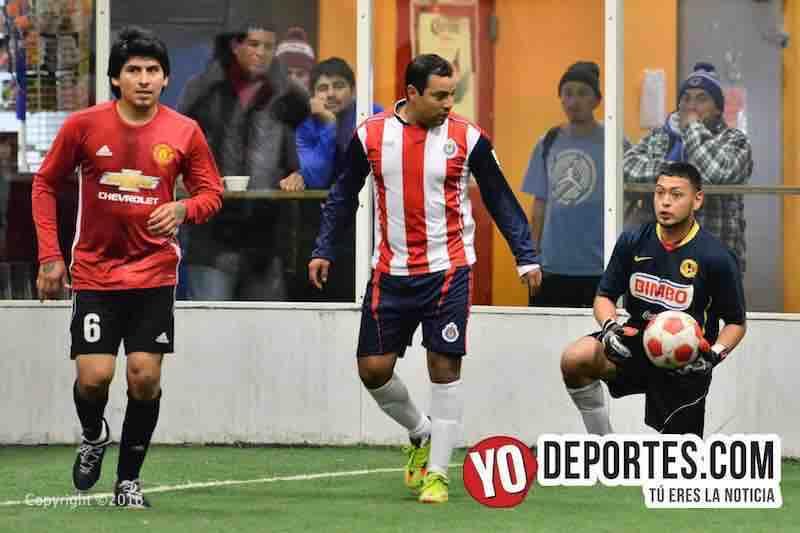 Joyería Geovana arrebata triunfo al Fire Evolution en Mundi Soccer League