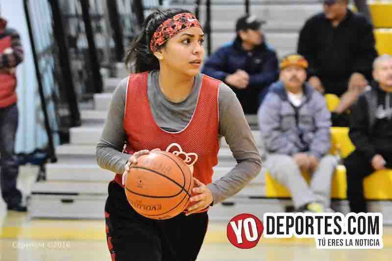 Lady Punishment a la final de la Liga Azteca de Basketball