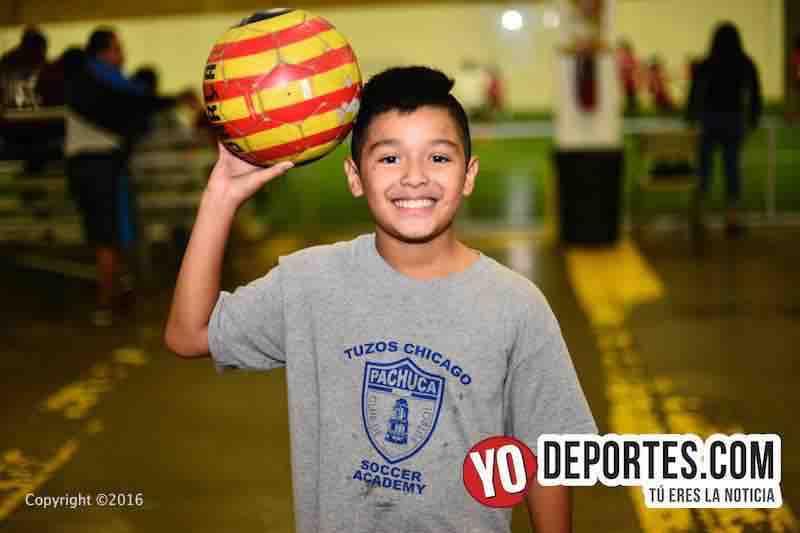 Rodolfo Gonzalez a la Universidad del Futbol de Tuzos Pachuca