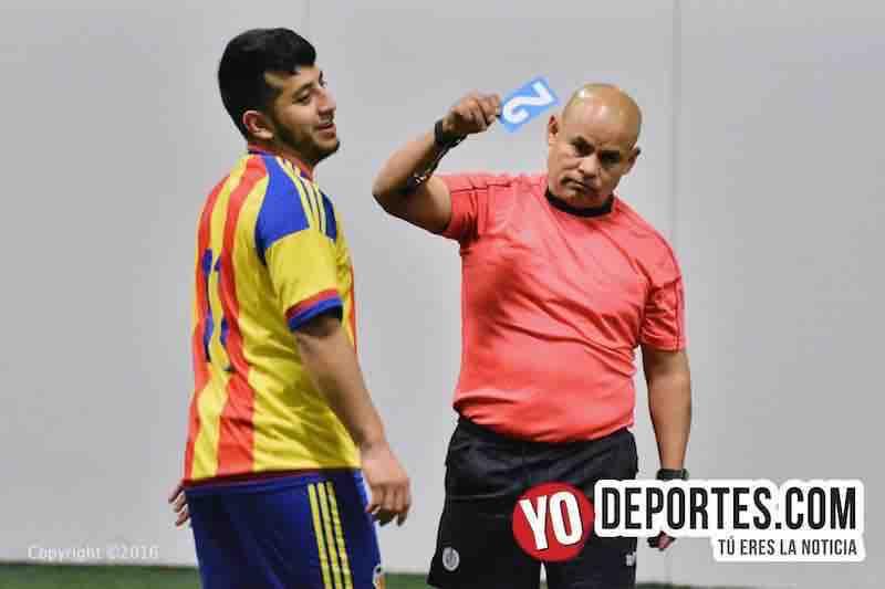 Back of the Yards detiene juego a Torna2 en Mundi Soccer League