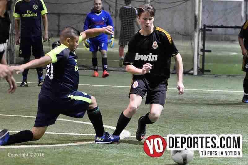 Deportivo Morelos se impone al Santo Domingo en United States Soccer League