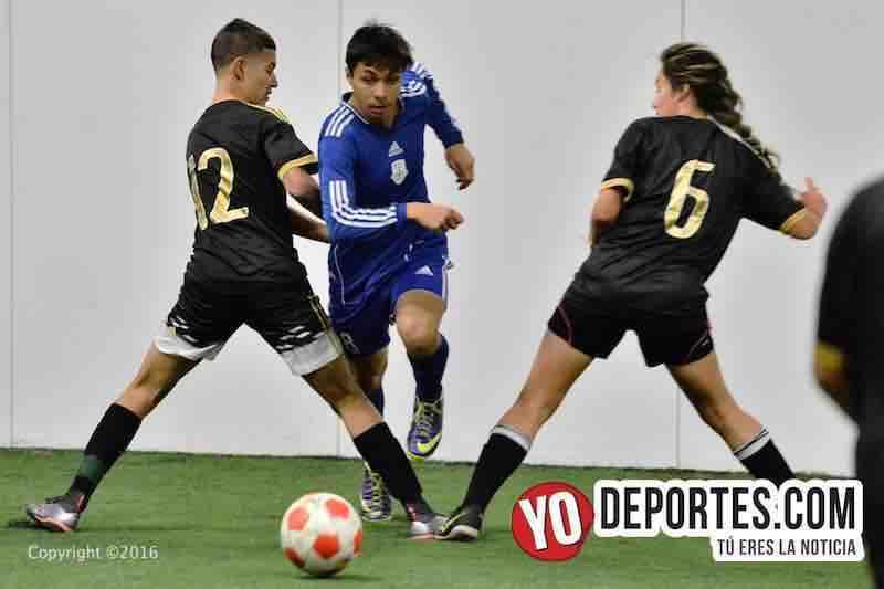 Dynamic FC se impone a Chavita Kutz en Thursday Youth COED League