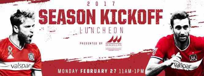 Chicago Fire pone en venta boletos para el almuerzo de inicio de temporada
