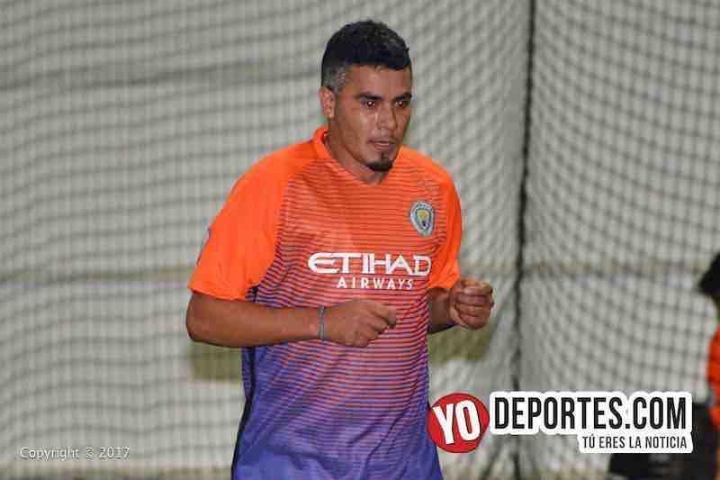 Mauricio Mejía regresa con hambre de gol y mete seis