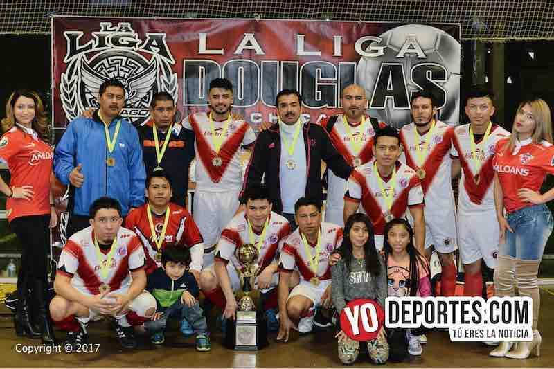 Misantla se lleva el Torneo Corto de la Liga Douglas