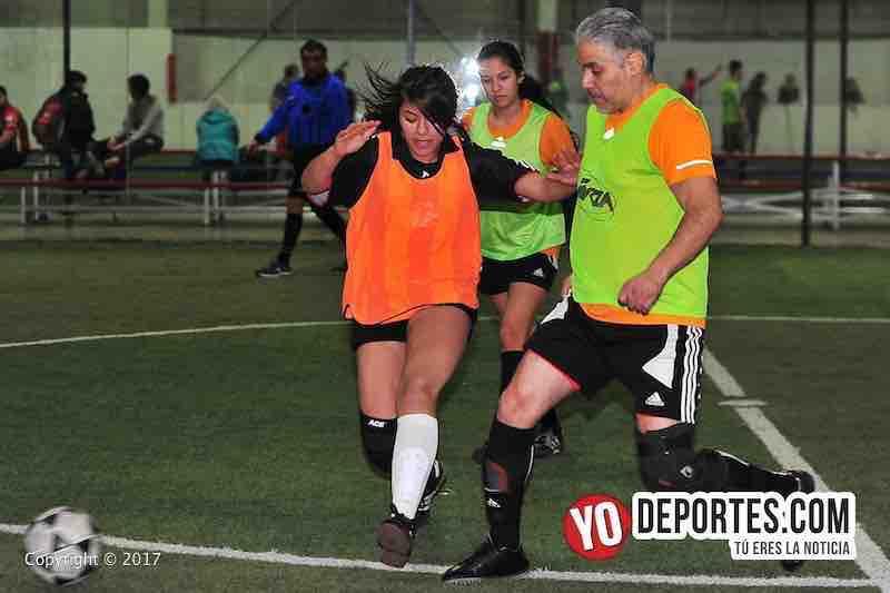 Futbol mixto: San Cristobal 2-0 al Deportivo Neza en la Liga Latinoamericana