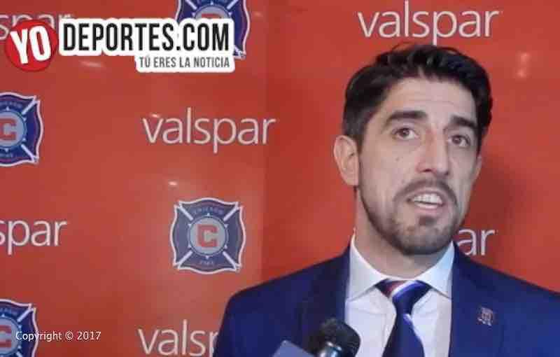 Veljko Paunovic: Al Chicago Fire le urge ganar y cambiar la imagen