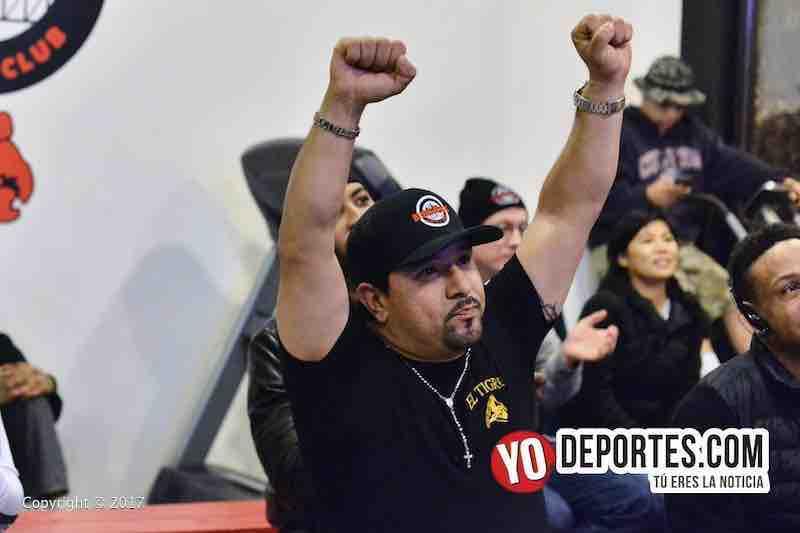 Adrian Granados-Adrien Broner-Bridgeport Boxing Club-Miguel Antonio Gonzalez